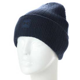 アンダーアーマー UNDER ARMOUR メンズ ゴルフ ニット帽子 UA TRUCKSTOP BEANIE 2.0 1318517 (ネイビー)