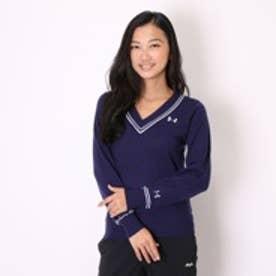 アンダーアーマー UNDER ARMOUR ゴルフセーター #WGF1256 ブルー (ブルー)