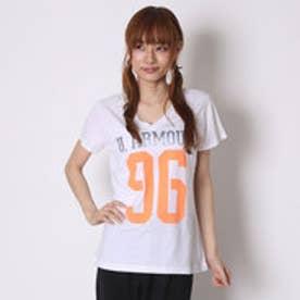 アンダーアーマー UNDER ARMOUR レディース 半袖Tシャツ UA Favorite VネックSS<96> #WTR2454