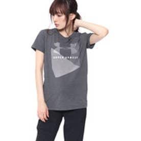 アンダーアーマー UNDER ARMOUR レディース 半袖Tシャツ UA Sportstyle Mesh Logo Crew 1310488