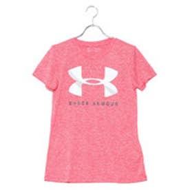 アンダーアーマー UNDER ARMOUR レディース 半袖機能Tシャツ UA Tech Graphic Twist SSC 1309897