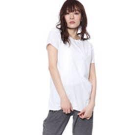 アンダーアーマー UNDER ARMOUR レディース 半袖 Tシャツ UA Sportstyle Mesh Logo Crew 1310488