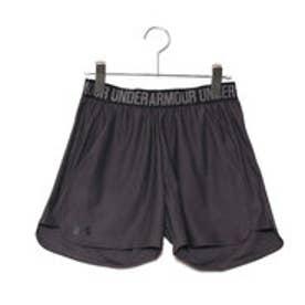 アンダーアーマー UNDER ARMOUR レディース ジャージハーフパンツ UA Play up Long Shorts 1319754