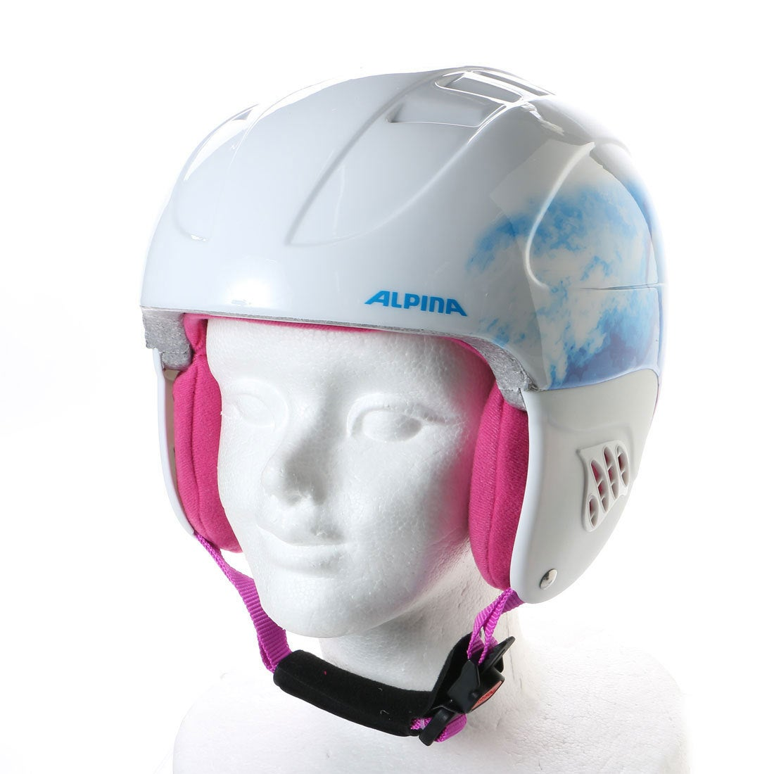 【SALE 20%OFF】ウベックス UVEX ジュニア スキー/スノーボード ヘルメット CARATPW209 209
