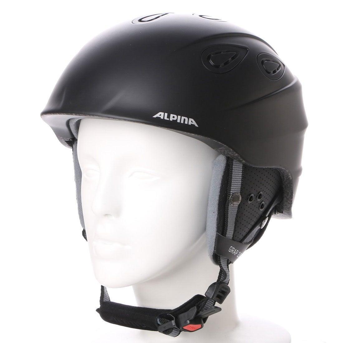 ウベックス UVEX ユニセックス スキー/スノーボード ヘルメット GRAP 2.0 A9085333 155