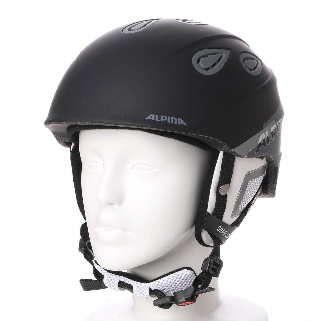 ウベックス UVEX ユニセックス スキー/スノーボード ヘルメット GRAP 2.0 A9085431 115