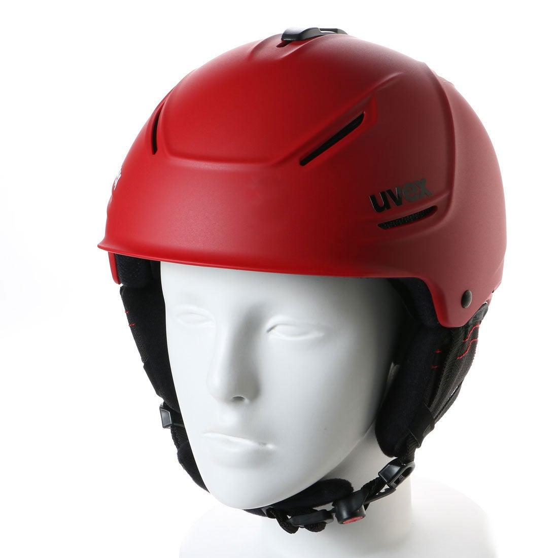【SALE 10%OFF】ウベックス UVEX ユニセックス スキー/スノーボード ヘルメット P1USRD189 189