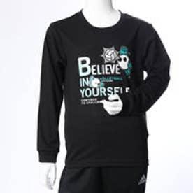 バボチャン VABOCHAN ジュニア バレーボール 長袖Tシャツ VB-8VW4618TL VB-8VW4618TL