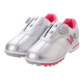 ビバハート VIVA HEART  レディース ゴルフ ダイヤル式スパイクレスシューズ レディス ダイヤル式スパイクレスシューズ VHK006SI30 891