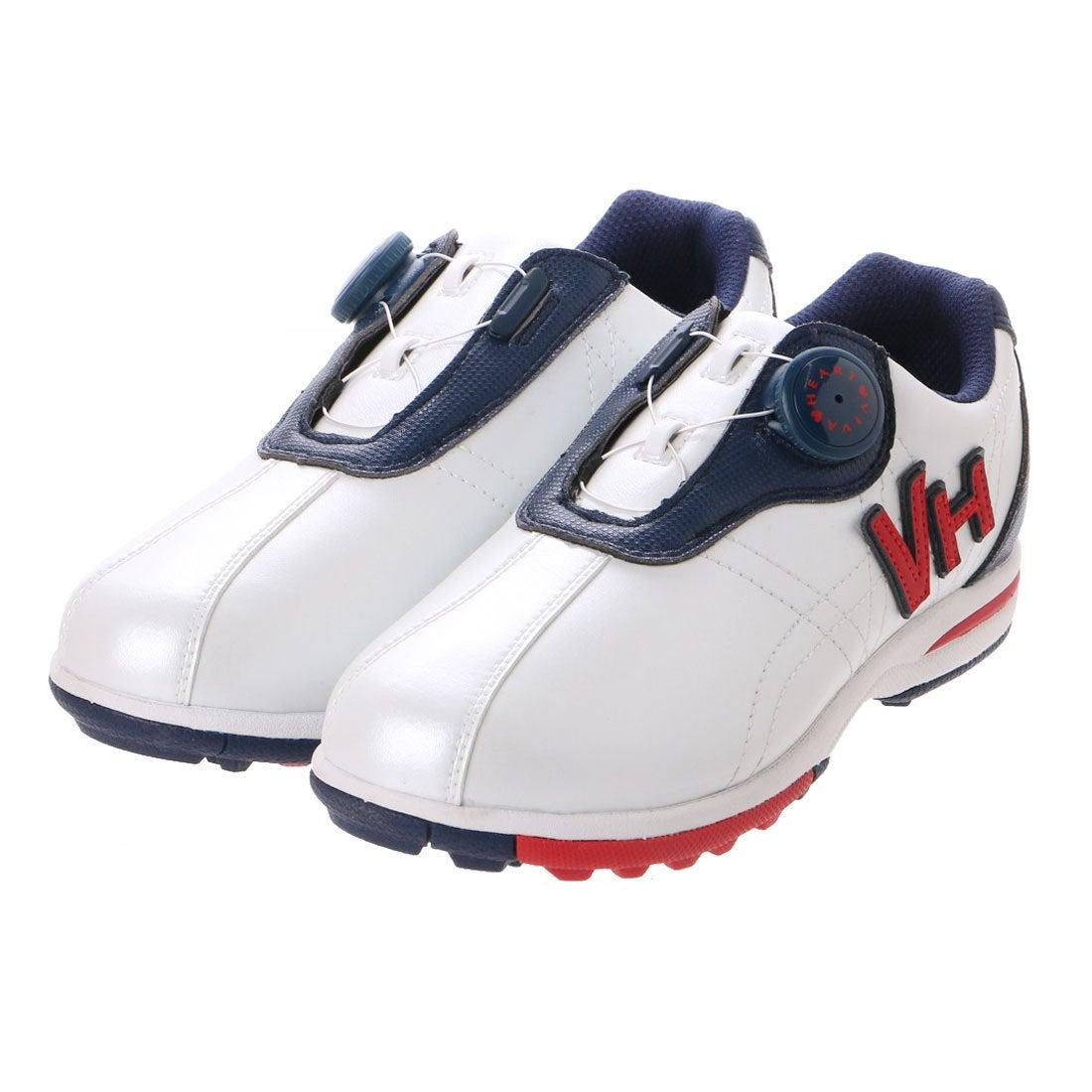 ビバハート VIVA HEART レディース ゴルフ ダイヤル式スパイクレスシューズ VHK006WH30 890 レディース