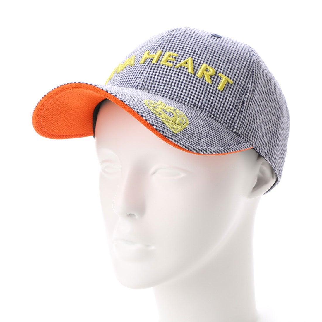 ビバハート VIVA HEART ゴルフキャップ VH 017-53316 CP (ネイビー) レディース