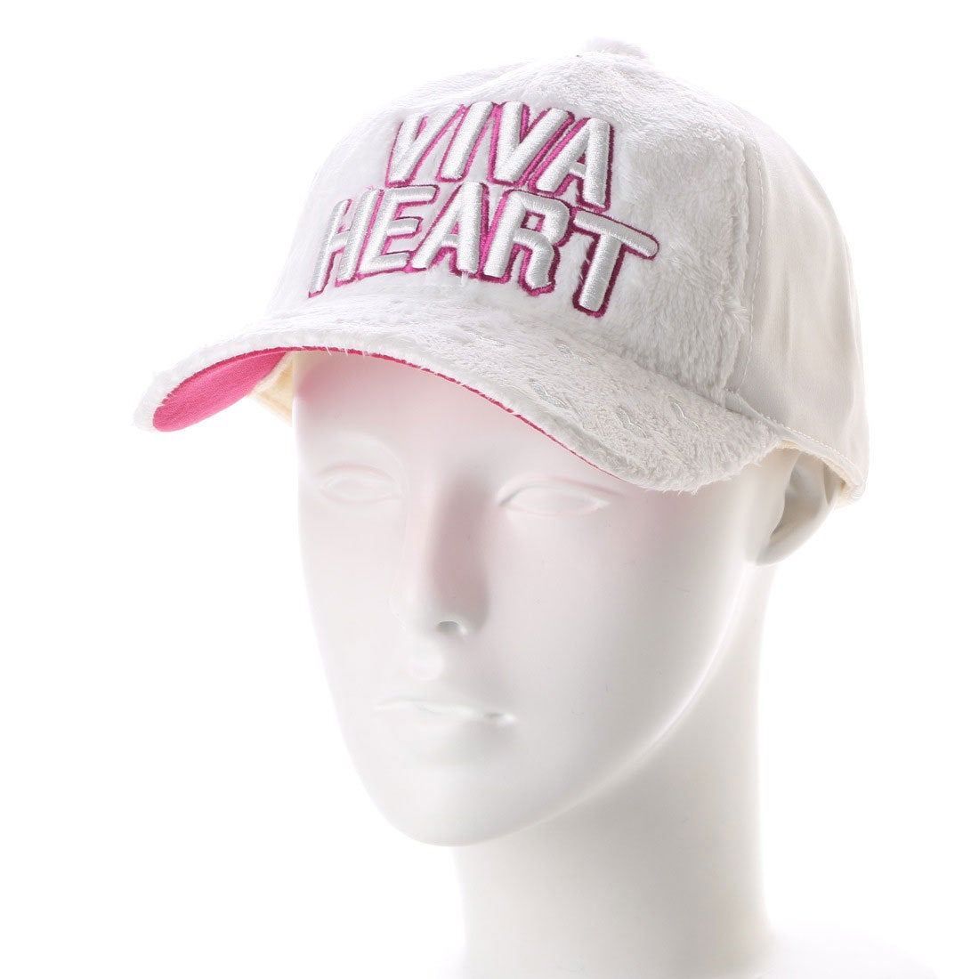 【SALE 48%OFF】ビバハート VIVA HEART レディース ゴルフ キャップ 017-54005 レディース