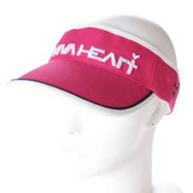 ビバハート VIVA HEART レディース ゴルフ サンバイザー ラウンディッシュバイザー 013-56860