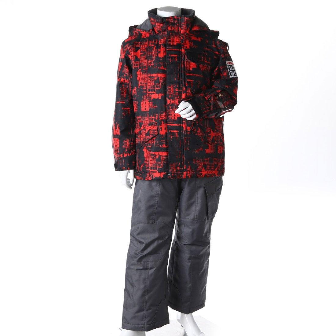 ロコンド 靴とファッションの通販サイトビジョンVISIONジュニアスキーウェア上下セットボーイズスキーウェアーVSB-3230