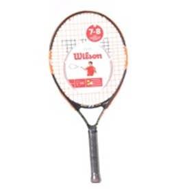 ウィルソン Wilson ジュニア 硬式テニス 張り上がりラケット バーン23 WRT508200 620