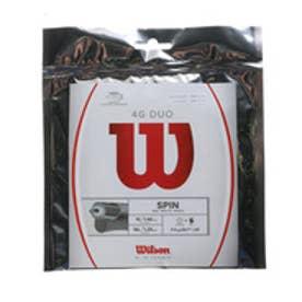 ウィルソン Wilson 硬式テニスストリング 4G デュオ WRZ997115