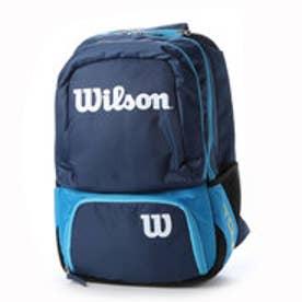 ウィルソン Wilson テニスディバッグ  WL ツアーVSBP BL                 (ブルー)