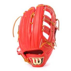 ウィルソン Wilson ユニセックス 硬式野球 野手用グラブ Wilsonstaff DUAL WTAHWQD8D WL04