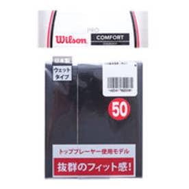 ウィルソン Wilson テニス グリップテープ プロオーバーグリップ 3本入り WRZ4020BK