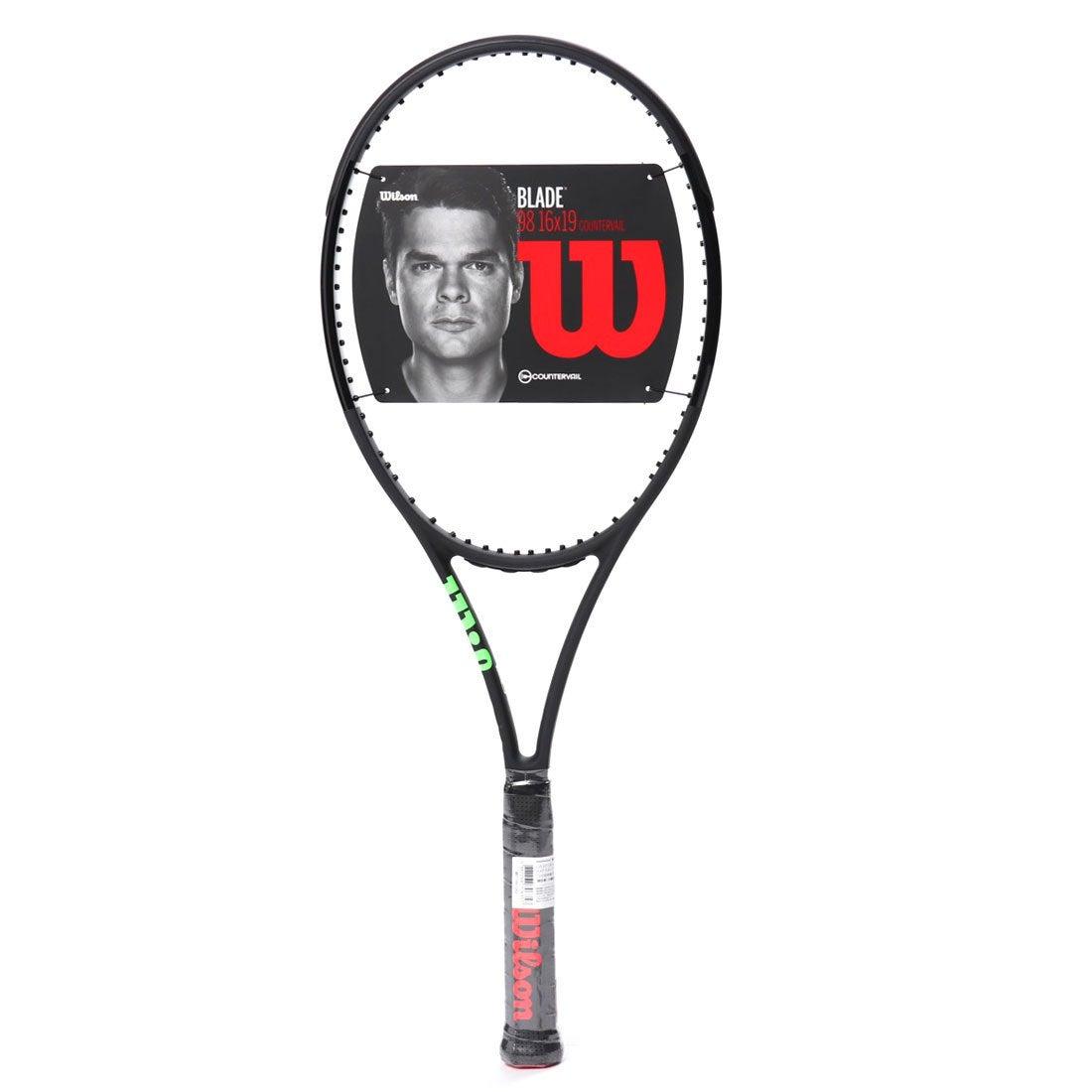 ウィルソン(Wilson) BLADE ブラックエディション|テニス