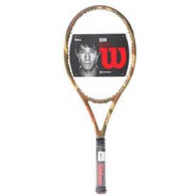 ウィルソン Wilson 硬式テニス 未張りラケット バーン 95CV カモフラージュ WRT7414202