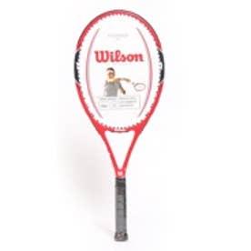 ウィルソン Wilson 硬式テニスラケット フェデラー100RBK WRT3258002 レッド