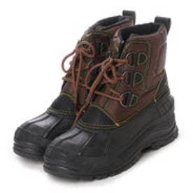 ワールドウォーカー WorldWalker ウインターシューズ 防寒ブーツ BB-1011 ブラウン 0220 (ブラウン)
