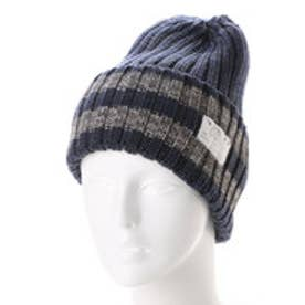 エクスニクス X-NIX メンズ ニット帽 Melange Double Line Beanie XN678HW08