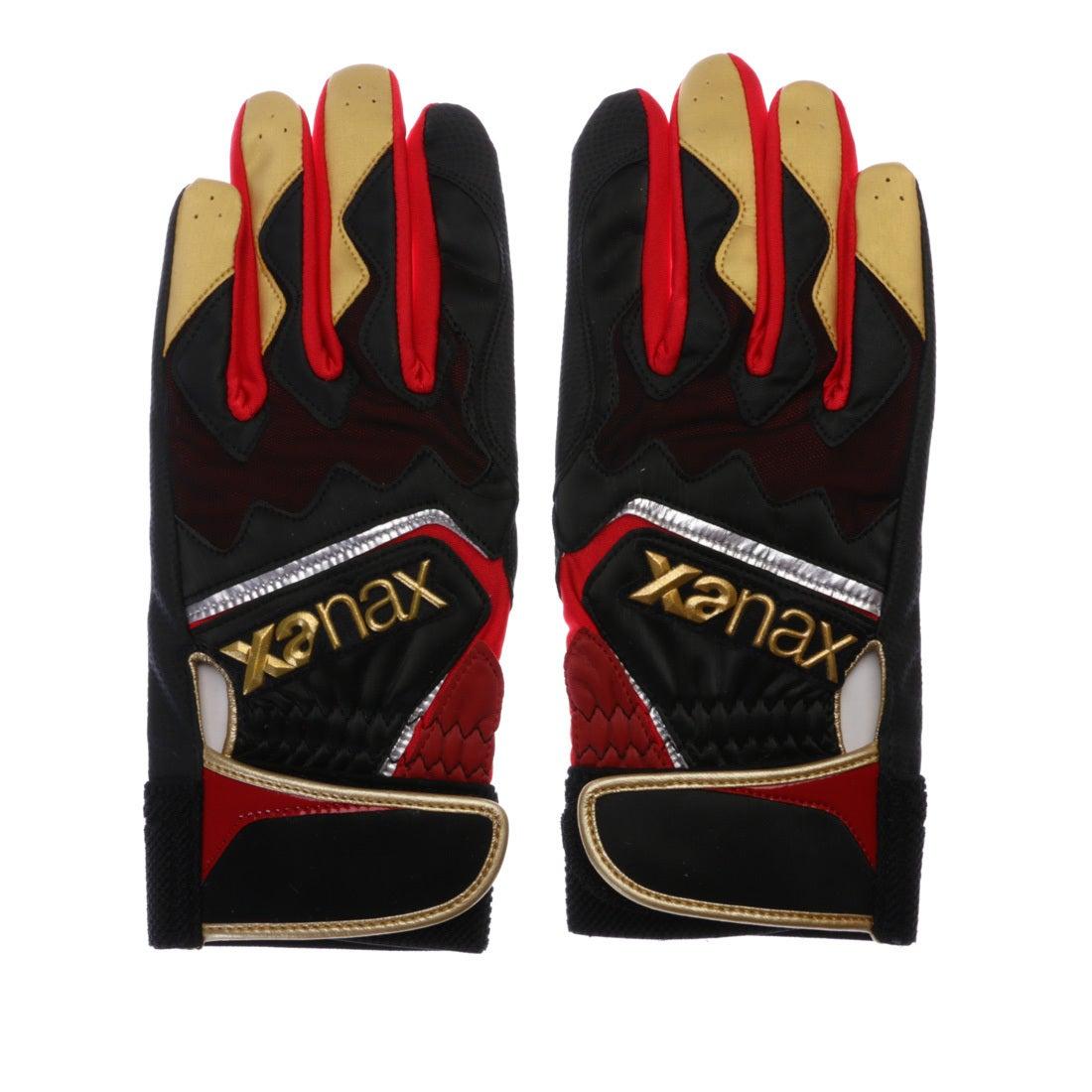 ザナックス XANAX ユニセックス 野球 バッティング用手袋 バッティング手袋 BBG-82