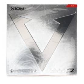 エクシオン XIOM 卓球ラバー ヴェガ プロ 裏ソフト 厚さ:2.0 95091 レッド