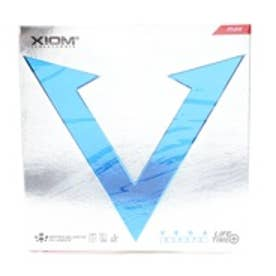 エクシオン XIOM 卓球ラバー ヴェガ ヨーロッパ 裏ソフト 厚さ:MAX 95101 レッド