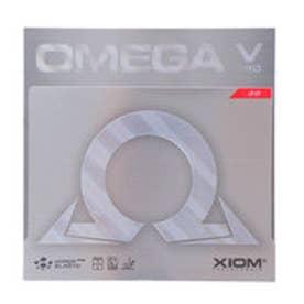 エクシオン XIOM 卓球 ラバー(裏ソフト) オメガV プロ 2820247306