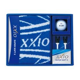 ゼクシオ XXIO ユニセックス ゴルフ ボールギフト ゼクシオ SUPER SOFT X ボールギフト GGFF1063G