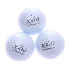 ゼクシオ XXIO ゴルフ 公認球 2018 XXIO PREMIUM6 ロイヤルプラチナ XNP6PLT3