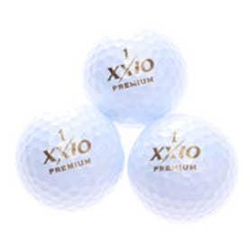 ゼクシオ XXIO ゴルフ 公認球 2018 XXIO PREMIUM6 ロイヤルゴールド XNP6GLD3