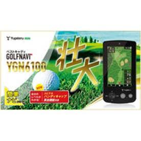 ゴルフ 距離測定器 ユピテルゴルフ Yupiteru GOLF ゴルフナビ YGN6100 YGN6100