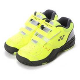 ヨネックス YONEX ジュニアテニスシューズ(オムニクレーコート用)  SHT-JR18  306 (ブライトイエロー)