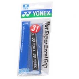 ヨネックス YONEX グリップテープ ウェットスーパーエクセルグリップ(1本入) AC106 0 (オリエンタルブルー)