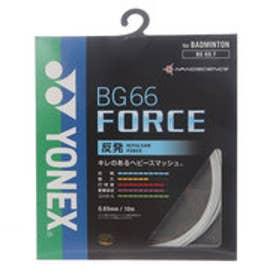 ヨネックス YONEX バドミントンストリング BG66フォース  BG66F