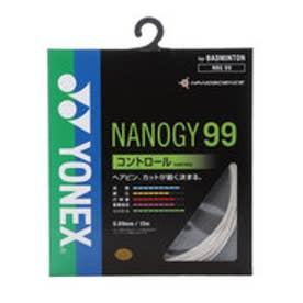 ヨネックス YONEX バドミントンストリング ナノジー99 NBG99