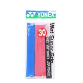 ヨネックス YONEX グリップテープ ウエットスーパーグリップ(1本入) AC103 (ワインレッド)