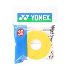 ヨネックス YONEX グリップテープ ウエットスーパーグリップ詰め替え用(5本入) AC102-5 (イエロー)