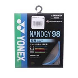 ヨネックス YONEX バドミントン ストリング バドミントンストリング ナノジー98 NBG98  NBG98