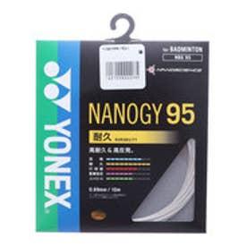 ヨネックス YONEX バドミントン ストリング ナノジー95 NBG95 NBG95