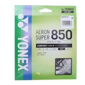 ヨネックス YONEX 硬式テニス ストリング エアロンスーパー850 ATG850