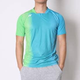 ヨネックス YONEX ユニセックスTシャツ シャツ(スタンダードサイズ) 12128 ブルー  (ウォーターブルー)