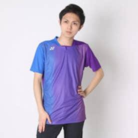 ヨネックス YONEX ユニセックスTシャツ シャツ(スタンダードサイズ) 12128 パープル  (パープル)