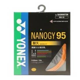 ヨネックス Yonex バドミントンストリング NANOGY95 NBG95