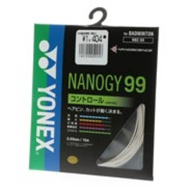 ヨネックス Yonex バドミントンストリング NANOGY99 NBG99