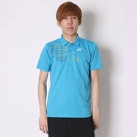 ヨネックス YONEX テニス用ポロシャツ ポロシャツ(スタンダードサイズ) 12133 ブルー  (ウォーターブルー)
